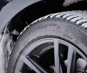 Continental predstavuje novú pneumatiku WinterContact TS 870