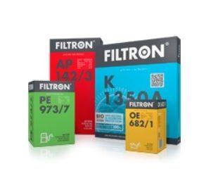 Nové filtry značky Filtron za měsíc leden 2020