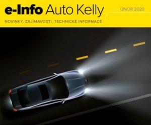 Auto Kelly: e-info únor 2020