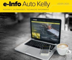 Auto Kelly: e-info leden 2020