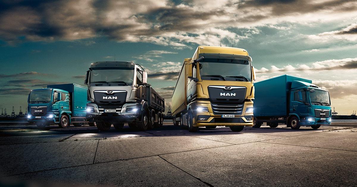 MAN Truck & Bus nová generace