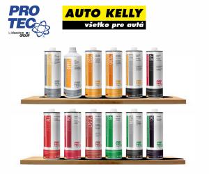 Spoločnosť AUTO KELLY rozšírila sortiment o litrové balenia PRO-TEC