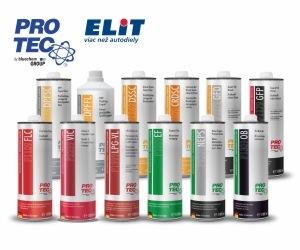 Spoločnosť ELIT rozšírila sortiment o litrové balenia PRO-TEC + ponúka 40% zľavu