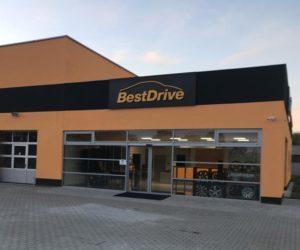 Servisná sieť Bestdrive mení svoje logo