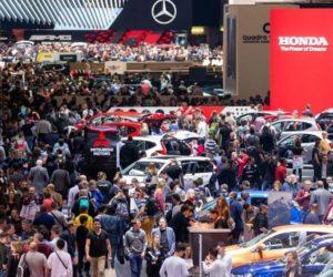 Autosalon Ženeva 2020 se nekoná
