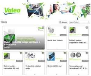 Online technická školení Valeo – cenné znalosti bez opuštění domova