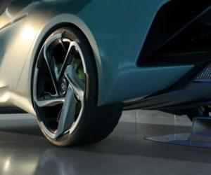 Goodyear a Lexus spolupracují na budoucnosti elektromobility