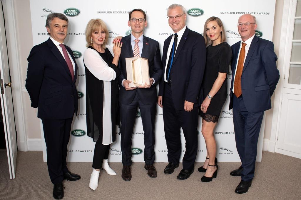 Spoločnosť BASF získala ocenenie Global Purchasing Excellence Award