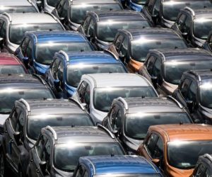 Produkce automobilového průmyslu poklesne až o 75 %