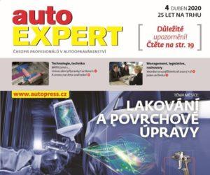 AutoEXPERT duben 2020