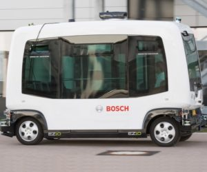 Pokračovanie jazdy aj navzdory chybám: Ako sa dostanú autonómne vozidlá kyvadlovej dopravy Bosch bezpečne z bodu A do bodu B