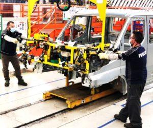 Iveco ohlasuje obnovenie výrobného procesu vo svojich závodoch v Taliansku a Španielsku