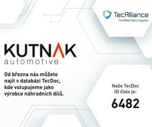 Veškeré startéry a alternátory OEM výrobce Mitsubishi Electric jsou již v databázi TecDoc