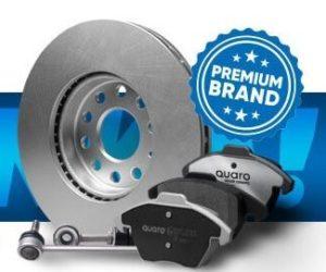 Brzdové kotouče Quaro v nabídce Auto Partner