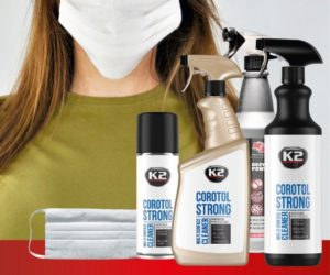 HART rozšiřuje nabídku o dezinfekční prostředky