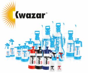 Profesionálne tlakové postrekovače KWAZAR v ponuke spoločnosti Auto Kelly a ELIT