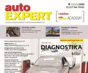 AutoEXPERT červen 2020