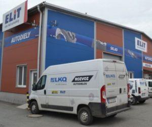 Nová pobočka v Košiciach umožňuje vyššiu dostupnosť tovaru pre zákazníkov na východnom Slovensku