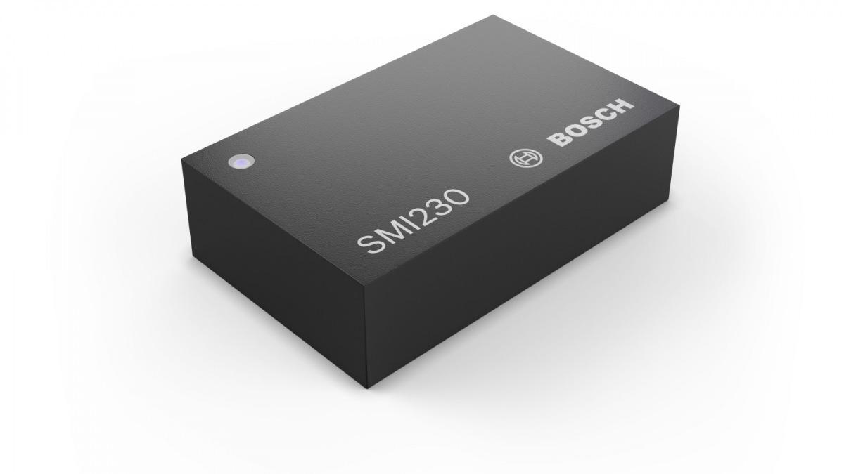Senzor MEMS od spoločnosti Bosch SMI230