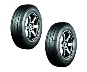 Firestone představuje Vanhawk Multiseason, svou první celoroční pneumatiku pro lehké užitkové vozy