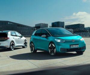Bridgestone poprvé uvádí do provozu průkopnickou technologii ENLITEN ve výbavě elektromobilů Volkswagen ID.3