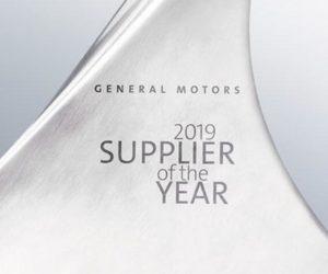 MANN+HUMMEL získal cenu Dodavatel roku 2019 od General Motors