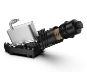 Olejový filtr společnosti UFI Filters pro šestiválcové motory BMW druhé generace
