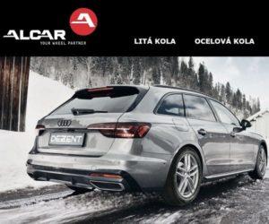 Alcar vydal nové ceníky zimních a celoročních pneumatik