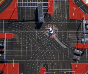 Ako automobily a infraštruktúra spolupracujú pri automatizovanej jazde v meste