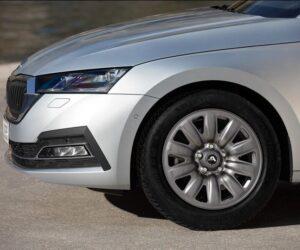 ALCAR BOHEMIA: Nová generace hybridního kola 2.0 pro novou Škodu Octavia