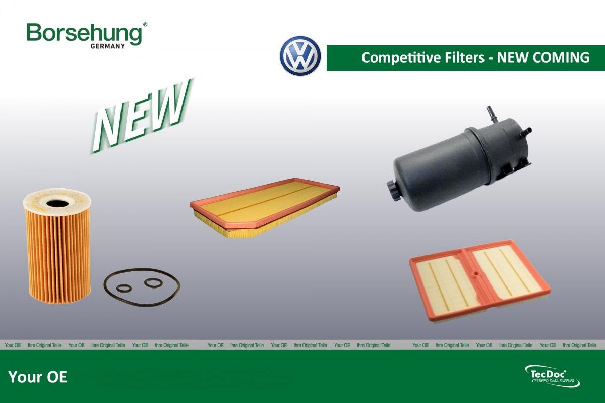 Borsehung filtre v Auto-Moto RS