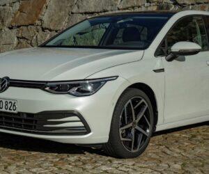 Bridgestone dodává svou technologii ENLITEN Volkswagenu pro jeho nový vůz Golf 8