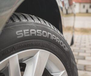 Nové pneumatiky Nokian Seasonproof a Nokian Seasonproof SUV zaručují prvotřídní bezpečnost po celý rok