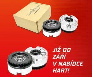 Firma HART rozšířila nabídku o nastavovač váčkové hřídele Mehenker