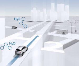 Bosch: Mobilita budúcnosti potrebuje palivové články