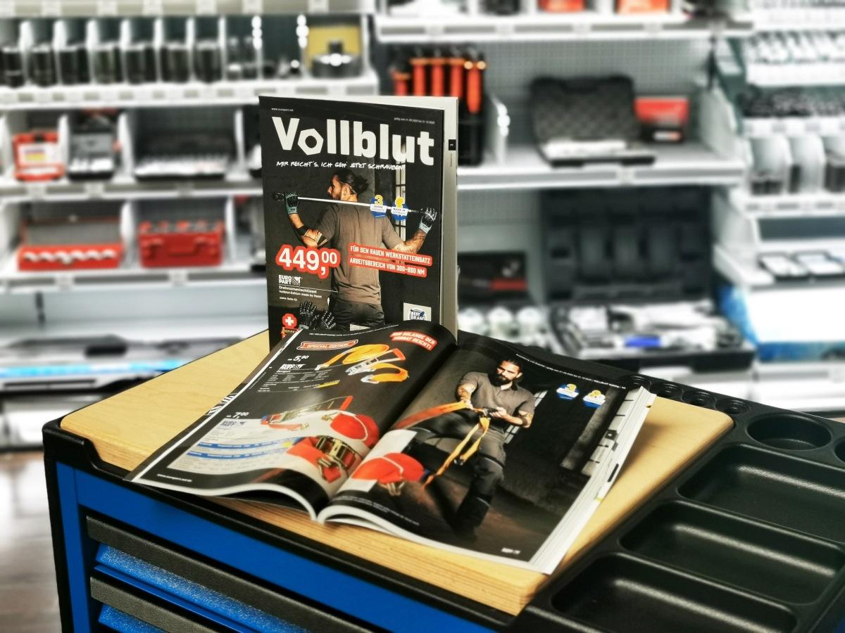EUROPART nový katalog