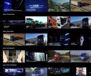 Iveco rozjíždí novou vysílací platformu Iveco Live Channel věnovanou tématice dopravy