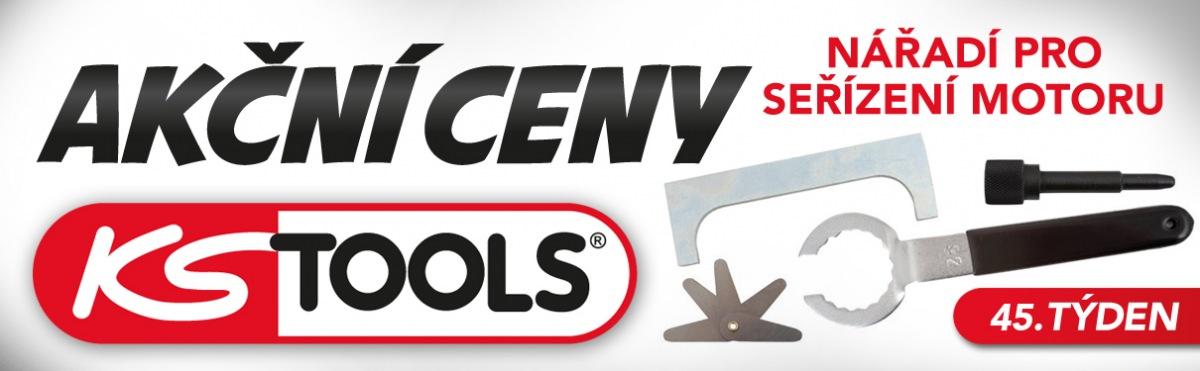 Akční ceny na nářadí KS Tools