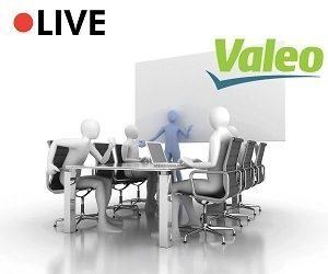 Webináře Valeo – odborné znalosti kdykoliv