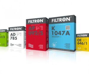 Novinky značky Filtron za měsíc říjen 2020