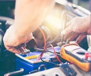 Príprava batérie a inštalácie na zimnú sezónu