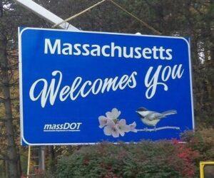 V Massachusetts lidé rozhodli o svém právu na svobodnou volbu při opravě vozu