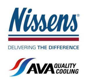 Nissens a AVA Cooling logo