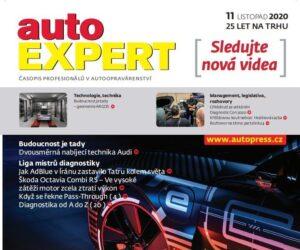 AutoEXPERT listopad 2020