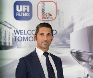 Firma UFI Filters představuje nového ředitele prodeje a marketingu pro EMEA Aftermarket