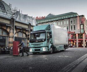 Společnost Volvo Trucks v roce 2021 uvede na trh kompletní řadu elektrických nákladních vozidel