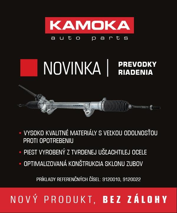 Novinka v ponuke KAMOKA - prevodky riadenia
