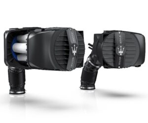UFI Multitube, revoluce ve filtraci vzduchu pro supervozy Maserati MC20
