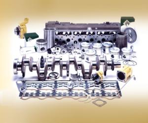 Náhradní díly do motorů Caterpillar dostupné v Inter Carsu