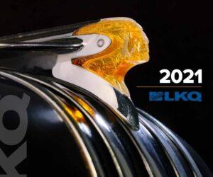 Kalendář skupiny LKQ CZ (Auto Kelly + ELIT) pro rok 2021